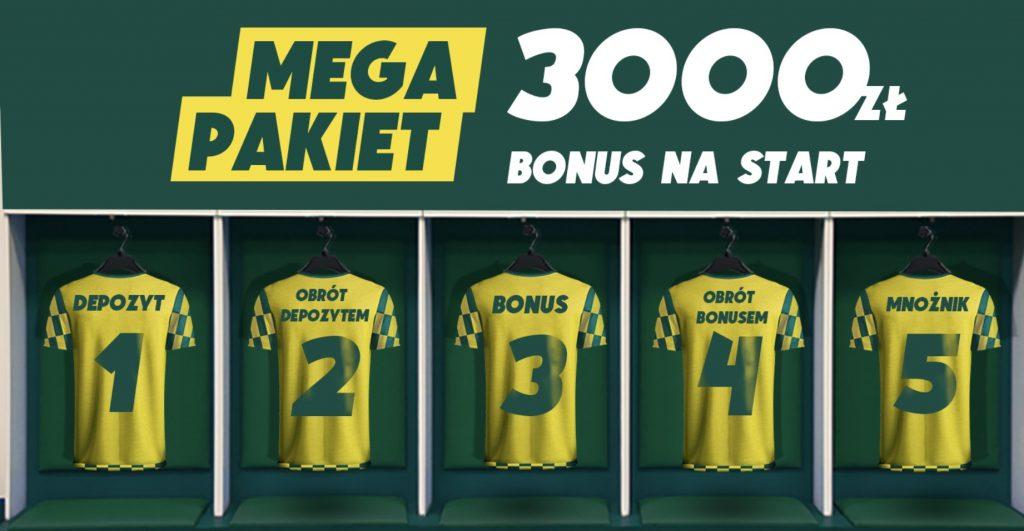Odbieranie 3000 zł w Betfan Polska. Jak działa ten bonus?